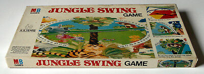 Jungle Swing Game - MB Games