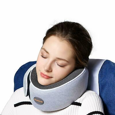 ComfoArray Travel Pillow, Neck Pillow with Head Support Design, Travel Pillow