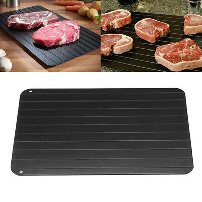 Fast Defrosting Tray Defrost Beef Meat Frozen Food Quickly Without D5D5