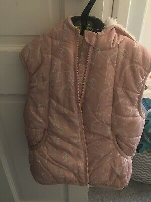 Marks And Spencer Girls Gilet Age 5-6