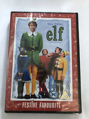 Elf (DVD, 2005) brand new and sealed