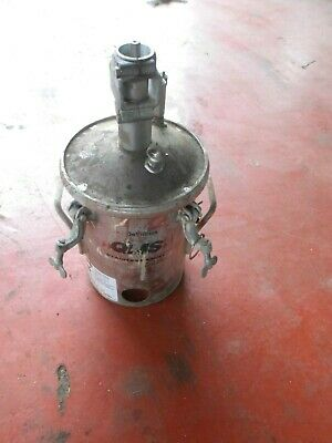 Devilbiss Itw Qms Stainless Steel Pressure Pot # 3