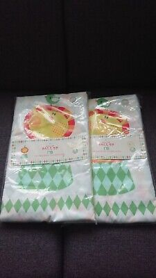 Roll Up Roll Up Mothercare Cot Bed Duvet And Pillowcase (brand New Never Used)