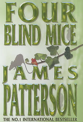 Four Blind Mice by James Patterson (Hardback, 2002) #BE 12-19