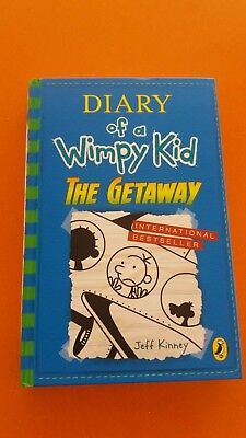 Diary of a wimpy kid The Getaway Jeff Kinney