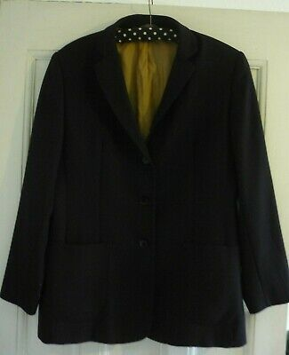 Marks & Spencer Pure Wool Jacket Size 14