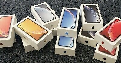 Apple iPhone XR 64GB 128GB 256GB (AT&T Locked) Cricket and other AT&T Carriers