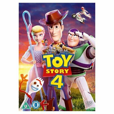 Toy Story 4 [DVD] New