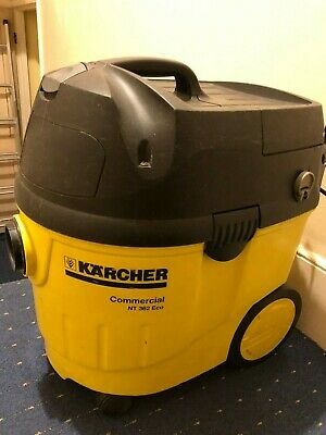 karcher commercial nt 362 eco vacuum cleaner