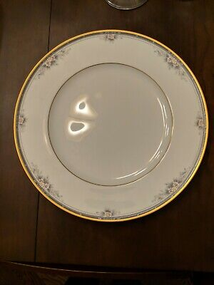 Noritake Ontario 3763 Floral Trim China Dinner Plate Replacement
