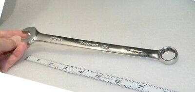 15 mm Combo Wrench 12 PT  SNAP ON SOEXM15  Flank Drive Plus