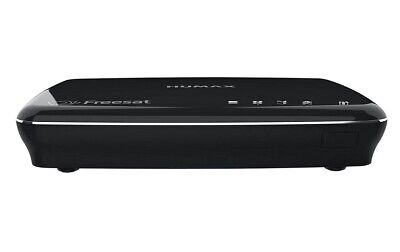 Humax HDR-1100S 500GB HDD SMART Freesat Digital TV Recorder Black