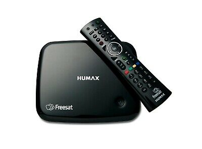 Humax HB-1100S SMART Freesat+ HD Set Top Box WiFi USB Record