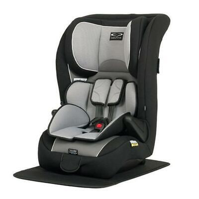 BabyLove Ezy Grow EP Harnessed Baby Car Seat (Silver) babylove Free Shipping!