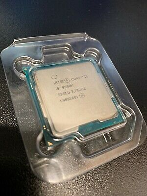 Intel Core i5-9600K 4.60GHz Processor (BX80684I59600K)