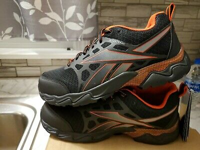 Reebok Composite Toe boots Slip & Oil resistant Work Shoes No Metal Light weight