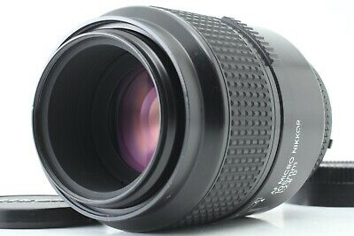 【 Near MINT 】 Nikon AF Micro Nikkor 105mm f/2.8 D Telephoto Lens from JAPAN #932