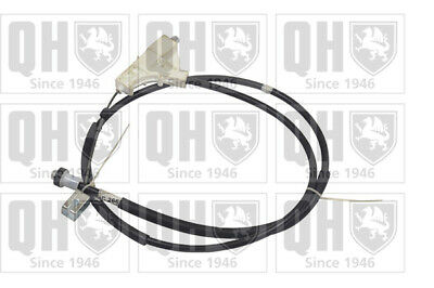 Genuine Qh Brake Cable Front For Peugeot 406 1.8 2.0 Hdi 110 2.0 Hdi 90