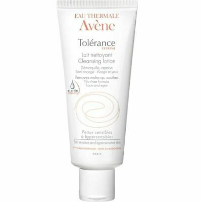 Eau Thermale Avene Tolerance Extreme Cleansing Lotion 200ml New