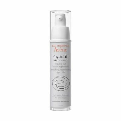 Eau Thermale Avene Night Smoothing, Regenerating Night Balm 30ml  New