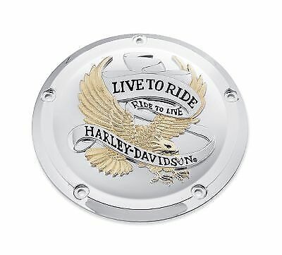 Harley Davidson Live To Ride Derby Cover- 25700472
