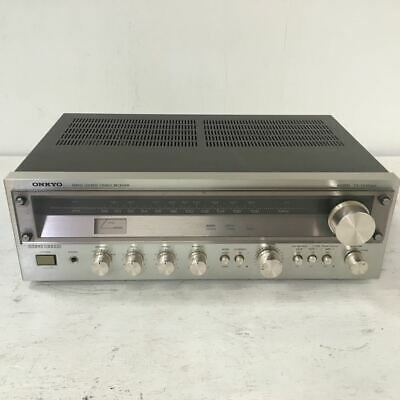Vintage Onkyo TX-1500 mkII Stereo Amplifier / Receiver JAPAN