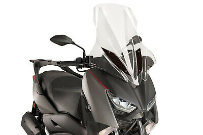 Puig Screen V-Tech Line Touring Yamaha X-Max 400 2019 Clear