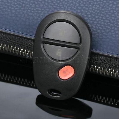 Replacement Car Keyless Entry For Toyota Sienna Highlander Tacoma Remote Key Fob