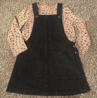 Girls F&F 2 Piece Outfit 3-4 Years