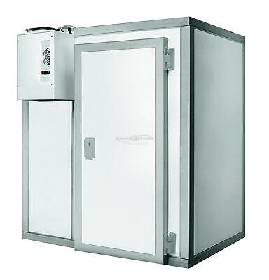Walk in Chiller Cold Room 2m x 2m - free kerbside delivery