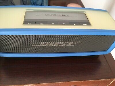 Bose Soundlink Mini Wireless Portable Bluetooth Speaker W/Cradle