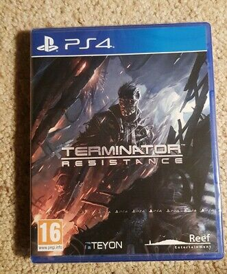Terminator Resistance  Ps4 Game Sealed