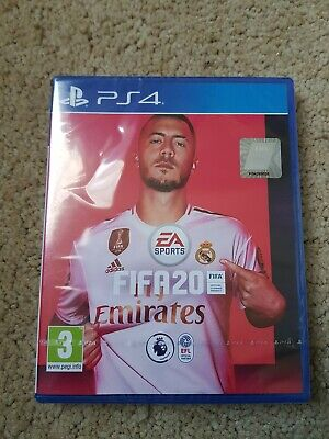 PS4 FIFA 20 new sealed