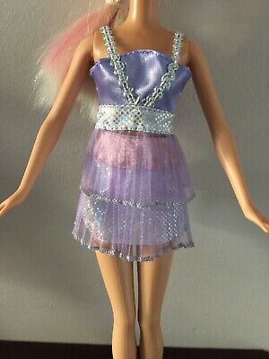 barbie doll fashion fever fashionistas gown clothes dress outfit