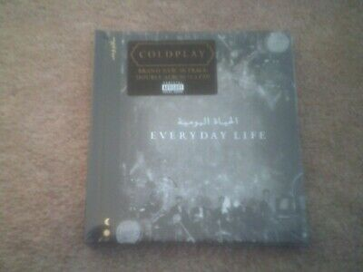 Coldplay Everyday Life Brand New CD