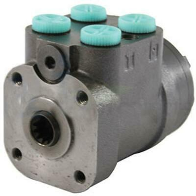 Hydraulic Steering Motor with Relief Valve for Case IH 395 485 88107C91 88107C93