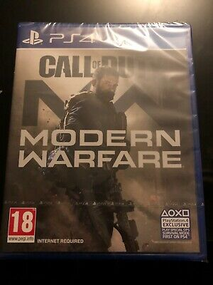 Call of Duty Modern Warfare (PS4) Game | BRAND NEW SEALED |