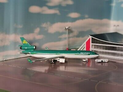 Star Jets 1:500 Starjets Aer Lingus Md-11 no box, just plastic tray.