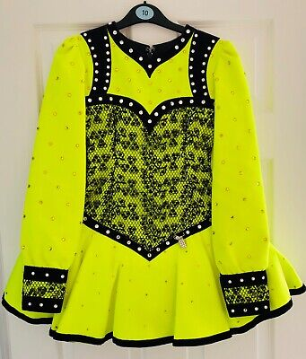 Irish Dance Dress/Costumes/Solo/Dance/Dresses/New/Used/shoes