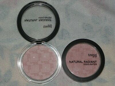 Poudre Bronzante NATURAL RADIANT HIGHLIGHTER col. N° 30 marque TREND IT UP NEUF