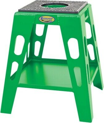 Motorsport Products MX4 Stand - Green 94-5015 Powder-Coated 4101-0370