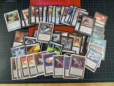 Lot of 53 FOREIGN ARTIFACT Cards | Various Sets and Expansions | MTG Magic