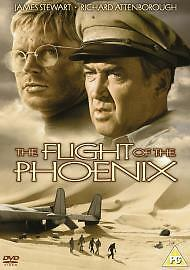 Flight Of The Phoenix - James Stewart (survival / drama) NEW & SEALED UK DVD