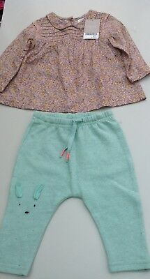 Next baby girls outfit age 6-9 months