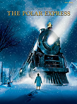 Alfred-Selections From The Polar Express Easy P BOOK NEW