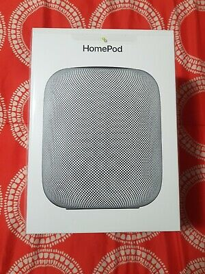 Brand New Apple Homepod MQHW2LL/A Voice Enabled Smart Assistant - Space Gray