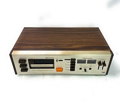 Classic Realistic TR-802 ~ 8 Track Player Recorder DECK As-IS