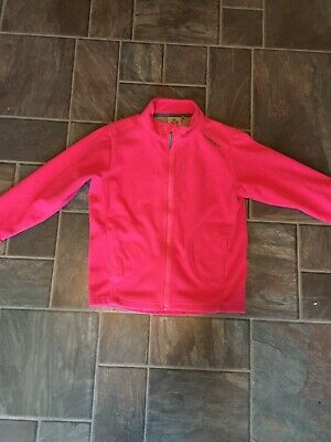 Girls Tog 24 Windbloc Fleece Jacket Age 9-10 Years