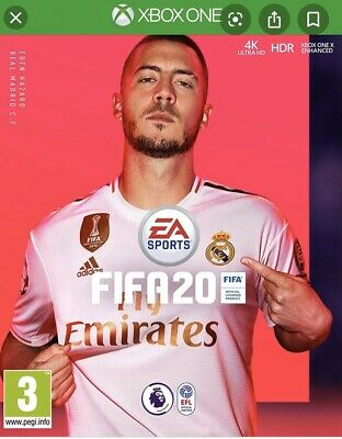 fifa 20 xbox one game. Brand New Sealed. Unwanted Birthday Present.