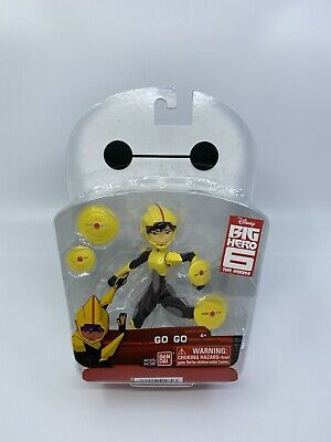 BAYMAX PROJECTION ACTION FIGURE 1ST EDITION 1ST RELEASE~DISNEY STORE~BIG HERO 6